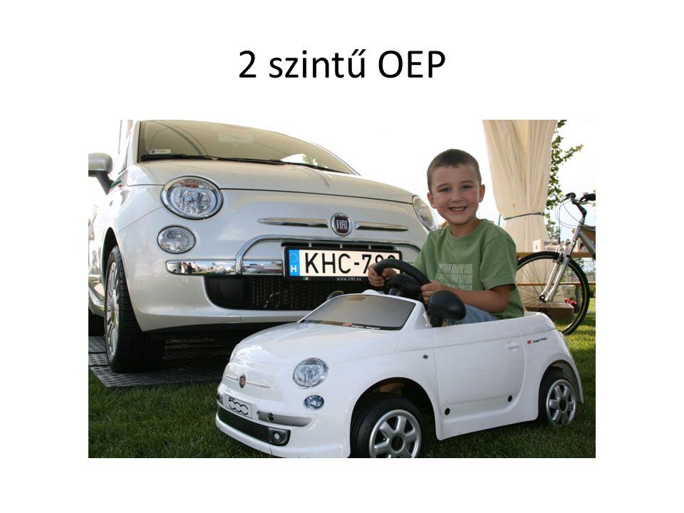 2 szintű OEP
