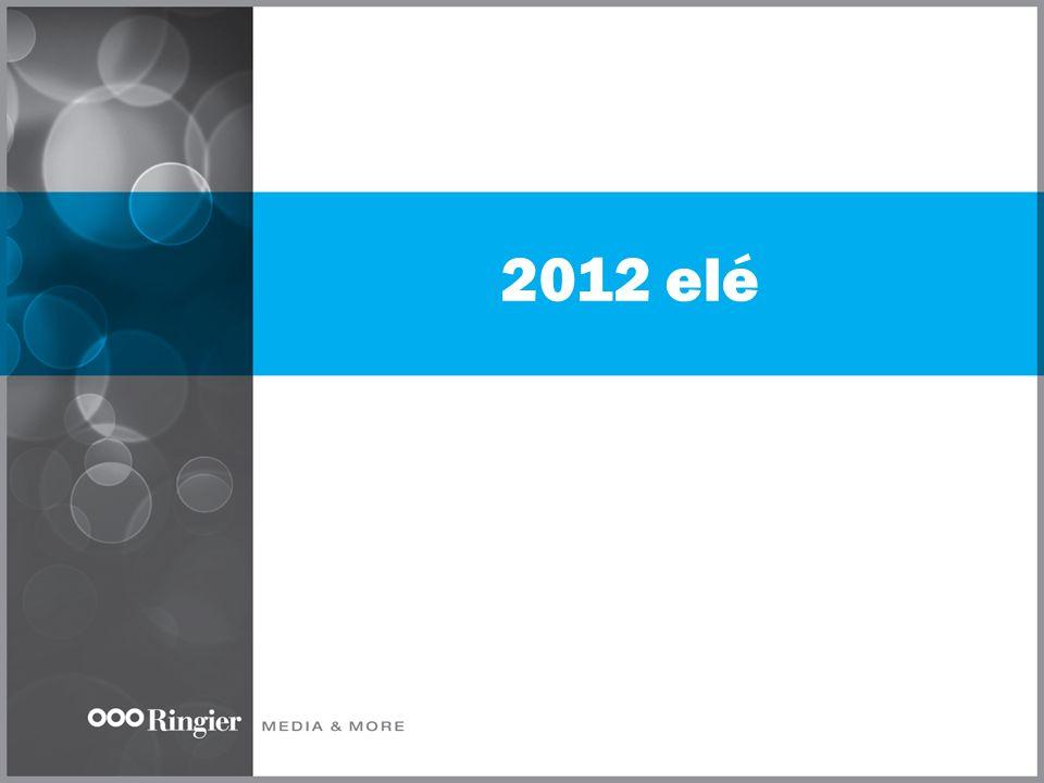 2 2011 – a kijózanodás éve Külső gazdaság: Árfolyam, GDP, aktív-inaktív arány, vásárlóerő Reklámpiac: nincs friss pénz, nincs új márka – a maradók leépítései TV piac: a legkisebb is számít Sajtópiac: A legerősebbeknek sem könnyű – ki marad nyereséges.