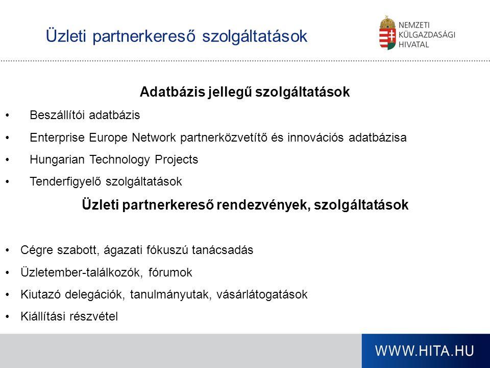 Információs források a HITA honlapján