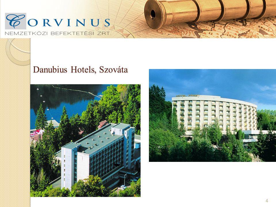 Danubius Hotels, Szováta 4