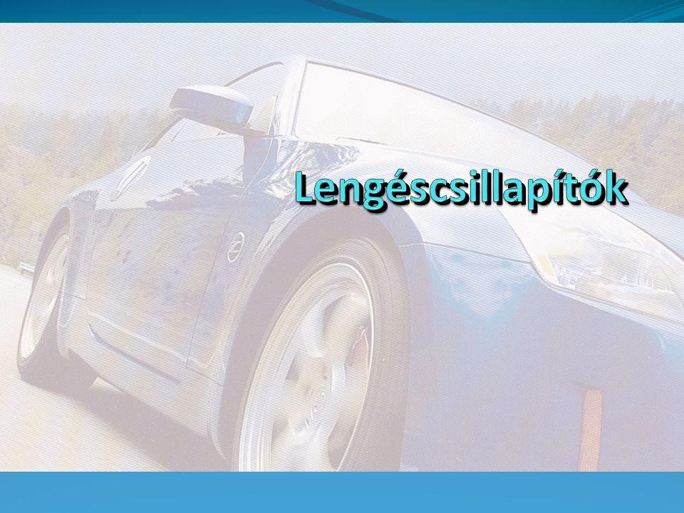 A munkaközeg-sűrített levegő A Tenneco FDD névre keresztelt megoldásában a csillapító munkaközeg komprimált levegő vagy nitrogén.