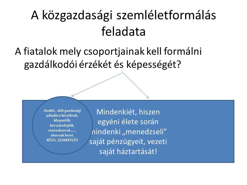 Hogyan válik kompetencia alapúvá az oktatás.Párbeszéd a felhasználói szférával.
