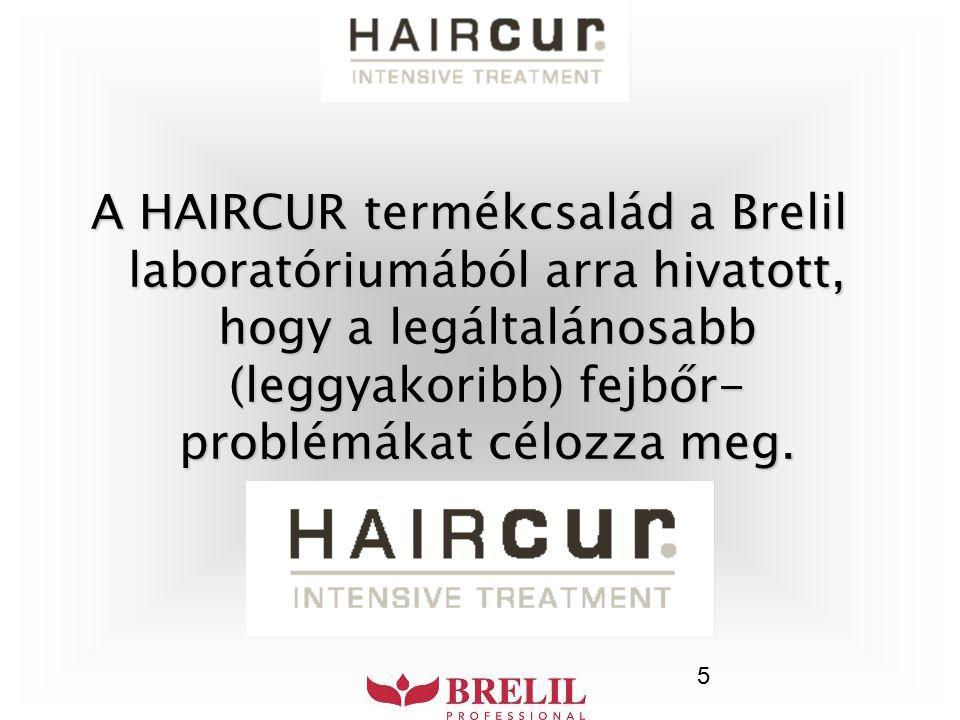 46 Haircur Hairexpress Spray 100 ml A spray erőt és vitalitást kölcsönöz a hajnak, fokozza annak természetes fényességét.