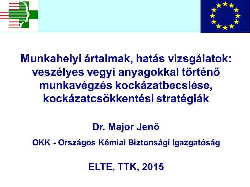 Kockázatcsökkentési stratégiák II.26/2000. (IX.