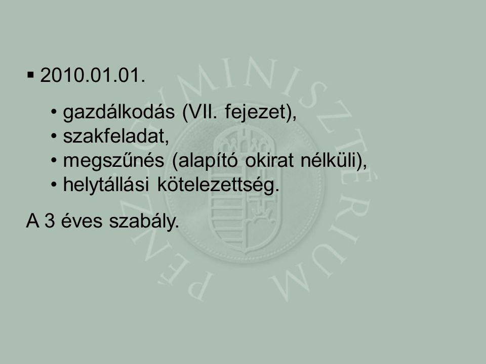  2010.01.01. gazdálkodás (VII.