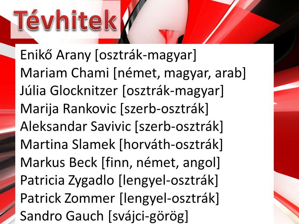 Németnyelvtudás önmagában elég Angol alapvető elvárás Szakmai tudás és nyelvtudás szükséges A magyarok nagy része sose végzi el.. Senkit nem érdekel a