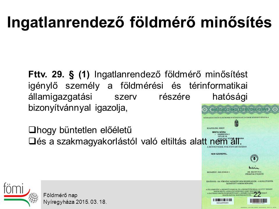 22 Fttv. 29.
