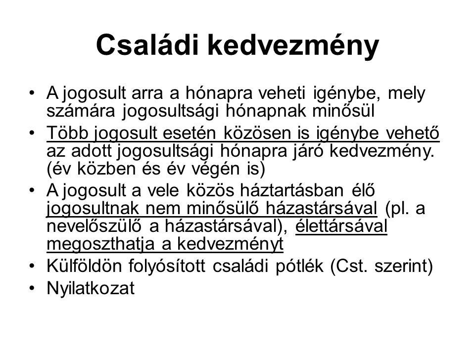 Ellátások A főállású kisadózó biztosítottnak minősül (Tbj., Flt.