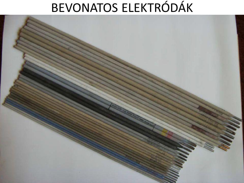 BEVONATOS ELEKTRÓDÁK