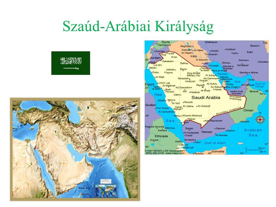 Szaúd-Arábiai Királyság