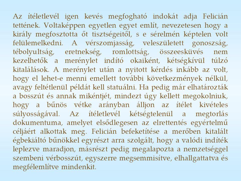 II.A protestáns prédikátorok elleni per A 16.