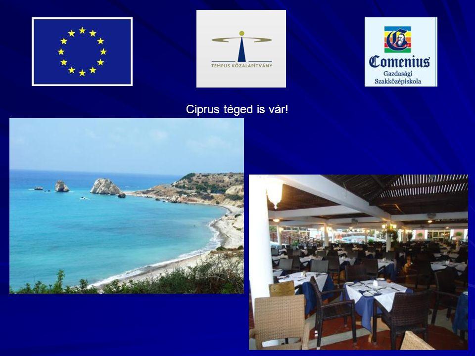 Ciprus téged is vár!