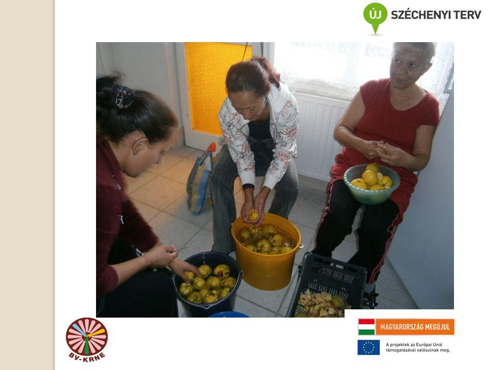 Interaktív családi kisközösségek A gyermekükkel otthon lévő kismamák közösségi foglalkozásai.