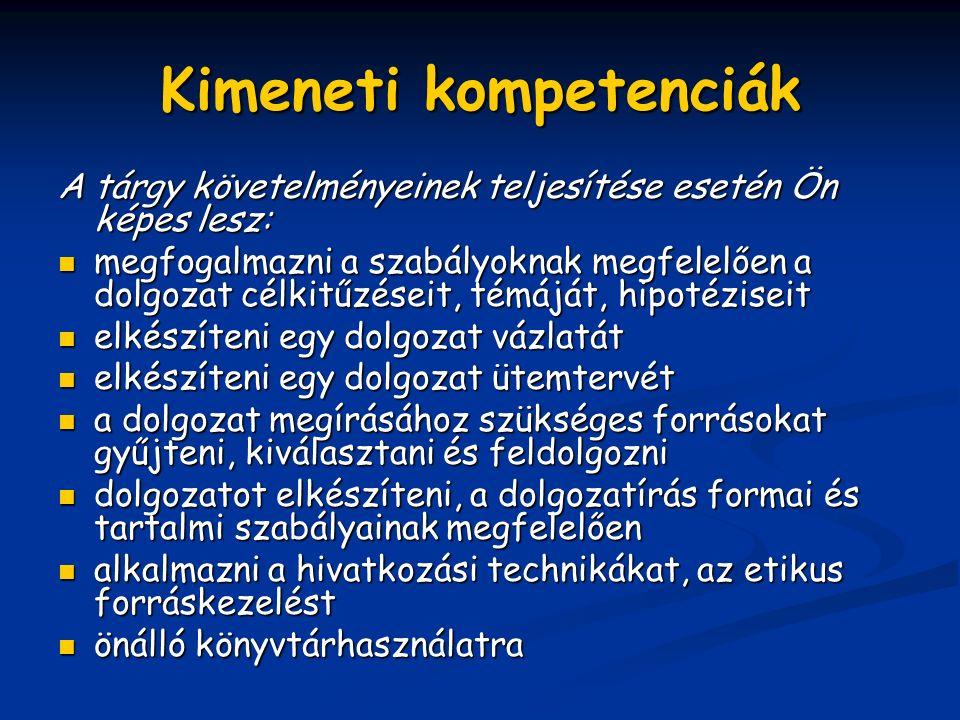 Példa: Jancsik András: A nemzetközi szolgáltatás- kereskedelem liberalizációja Külgazdaság, XLVII.