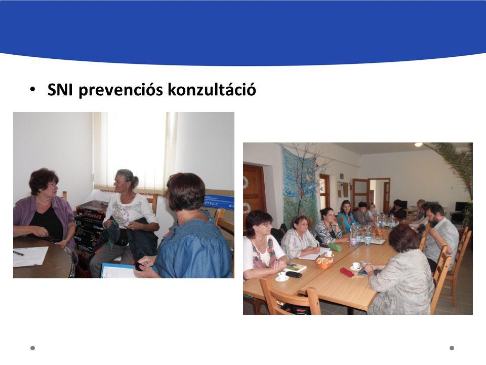 SNI prevenciós konzultáció