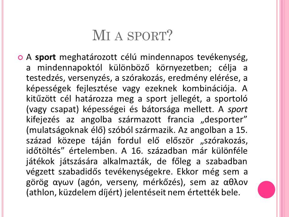 M I A SPORT .