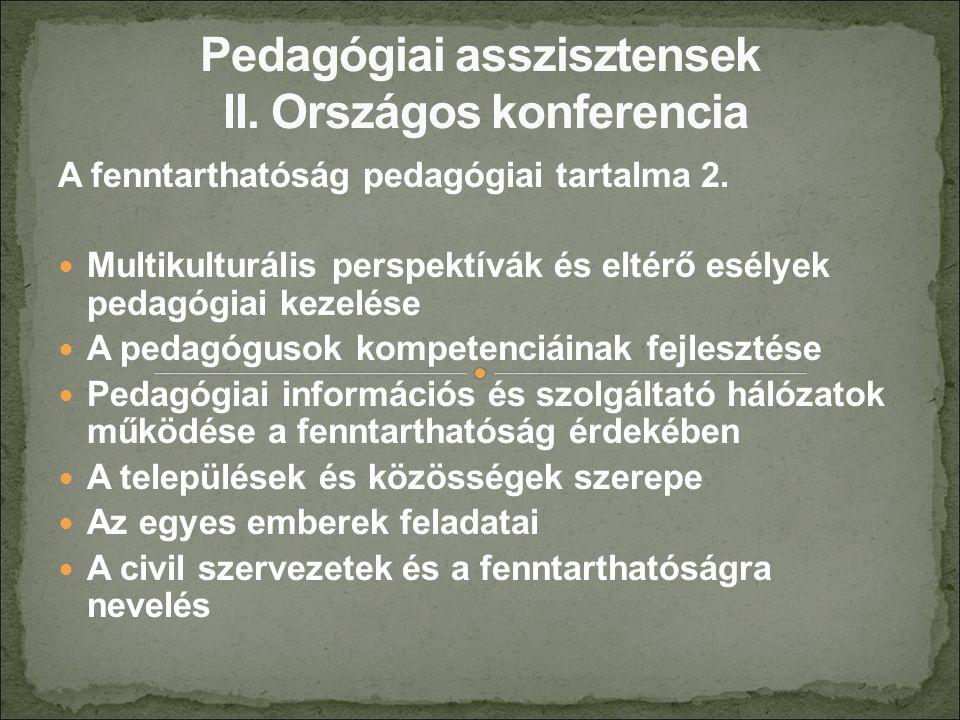 III.Az óvodai nevelés feladatai III.3.