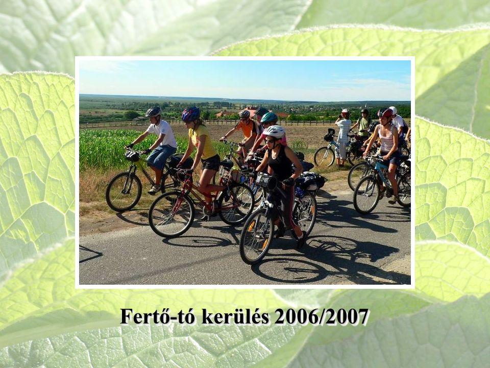 Fertő-tó kerülés 2006/2007