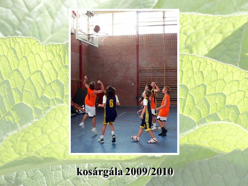 kosárgála 2009/2010