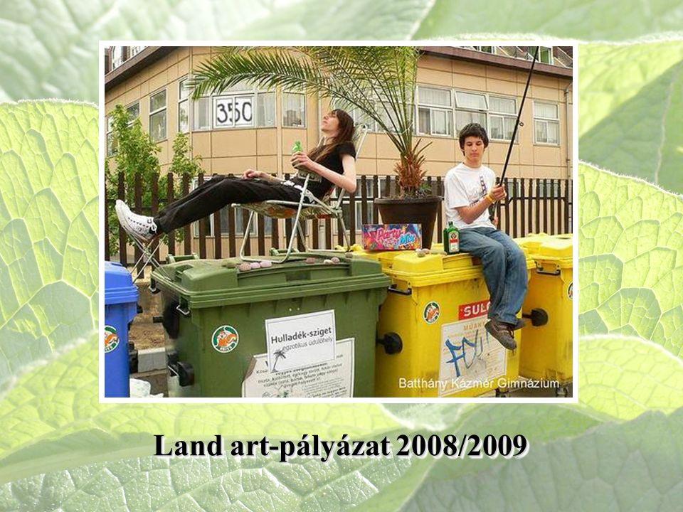 Land art-pályázat 2008/2009