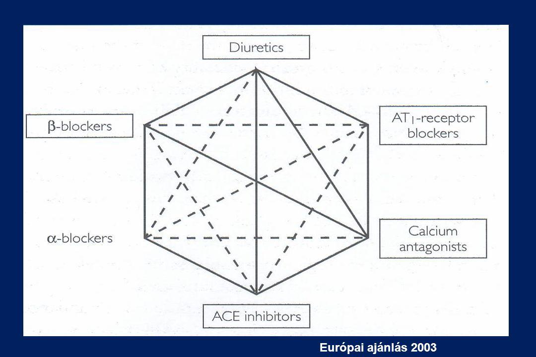 Európai ajánlás 2003