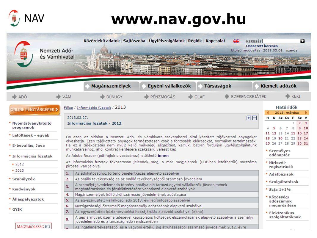 www.nav.gov.hu 31