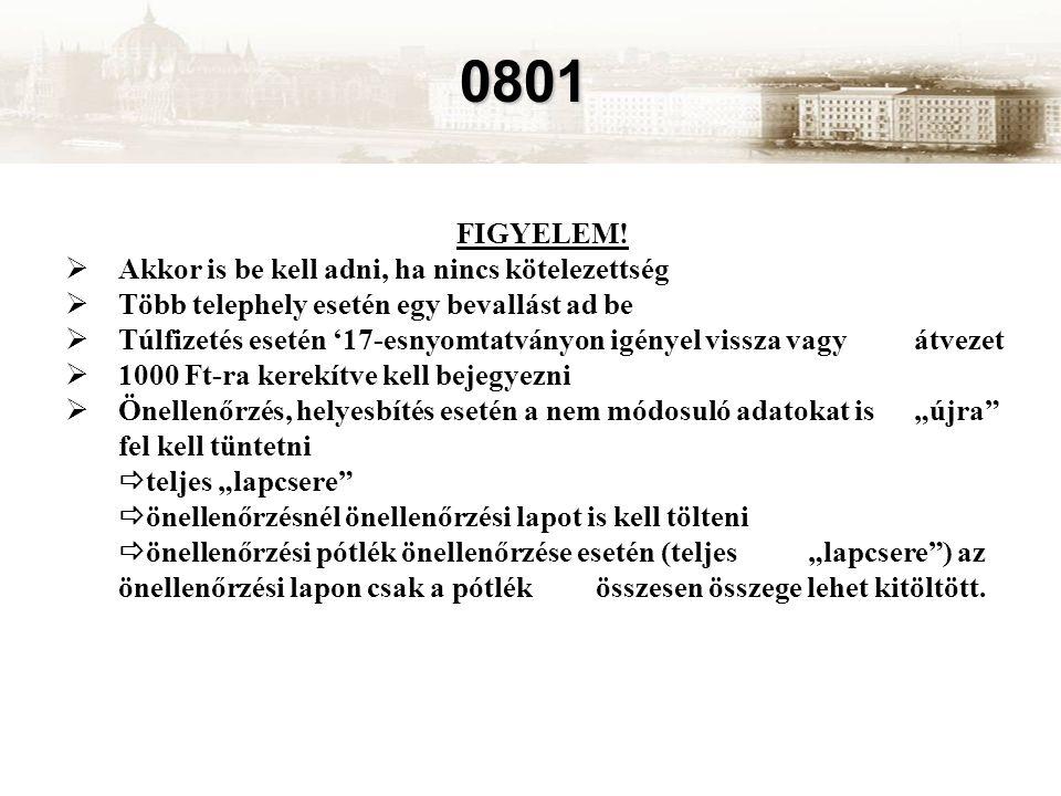 0801 FIGYELEM.
