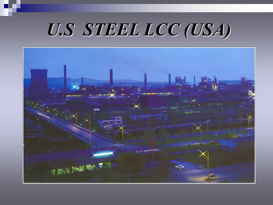 U.S STEEL LCC (USA)