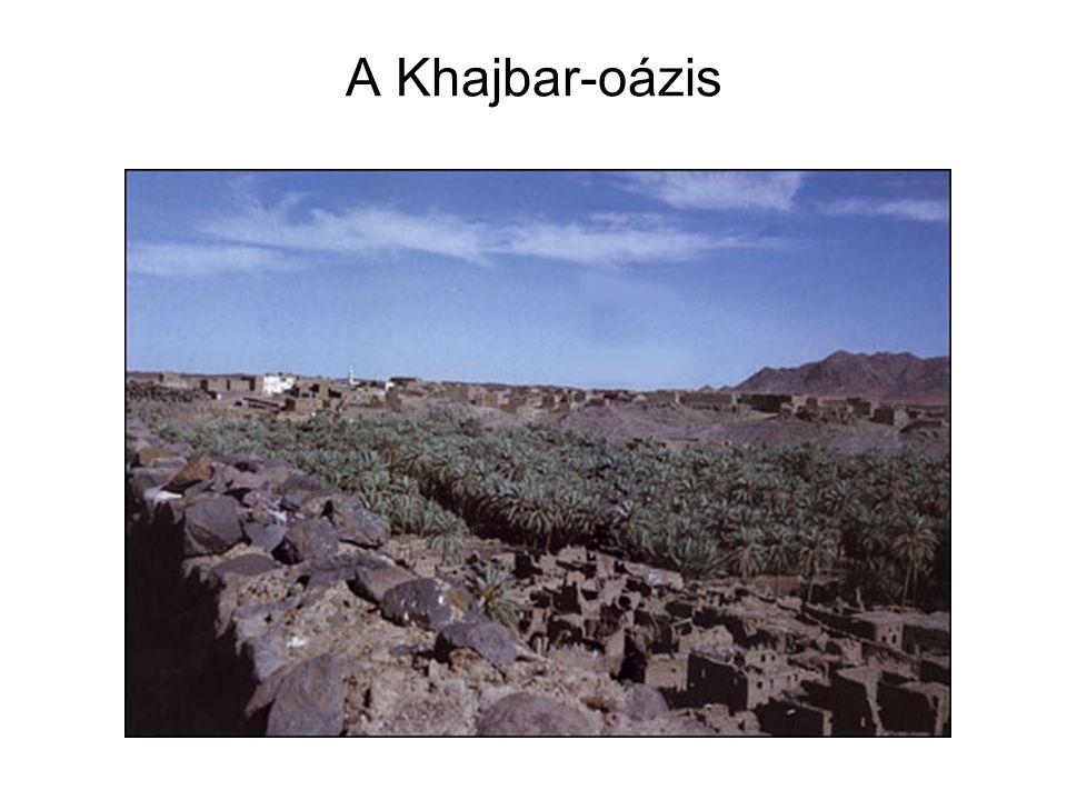 A Khajbar-oázis