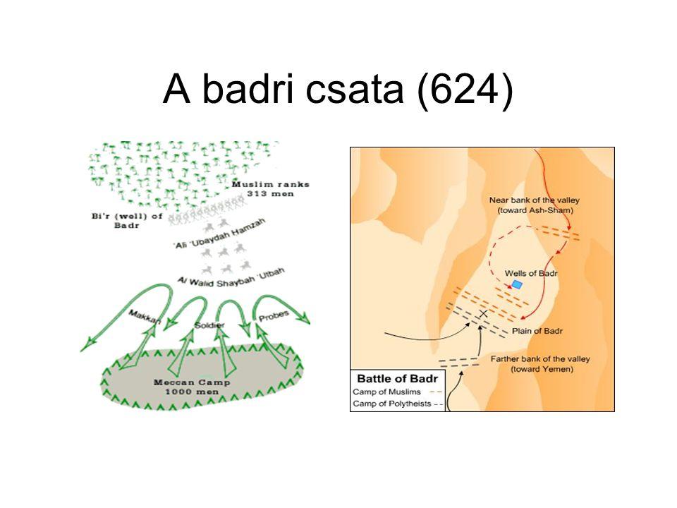 A badri csata (624)