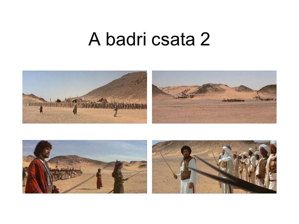 A badri csata 2