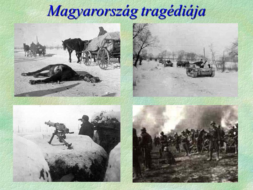 Magyarország tragédiája