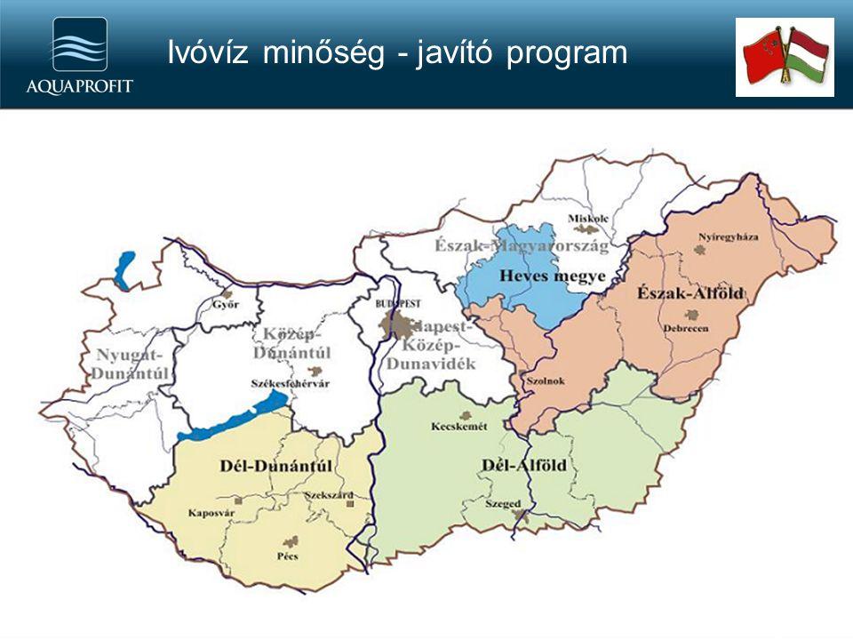 Ivóvíz minőség - javító program