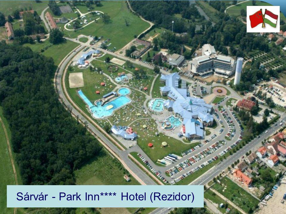 Sárvár - Park Inn**** Hotel (Rezidor)