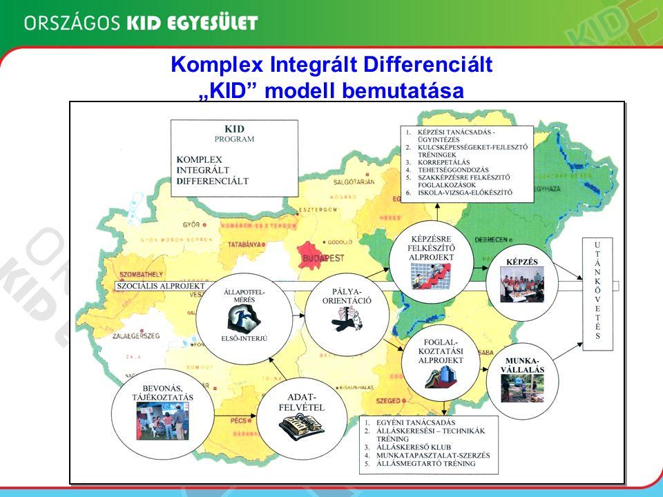 """Komplex Integrált Differenciált """"KID"""" modell bemutatása"""