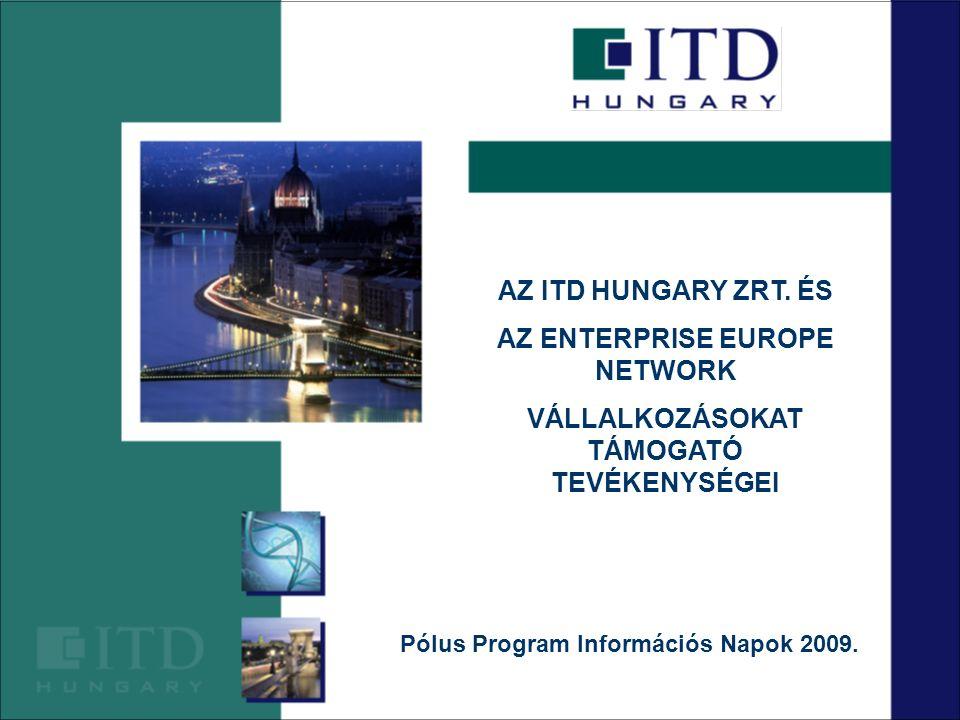 a Nemzeti Fejlesztési és Gazdasági Minisztérium háttérintézménye, összekötő kapocs a gazdasági kormányzat, a külföldi cégek és a magyar vállalkozások között.
