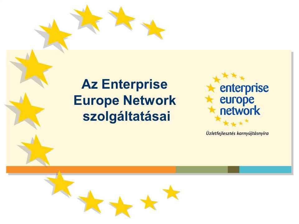 Enterprise Europe Network szolgáltatásai 1.