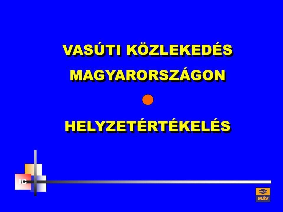 Kassa Pozsony Bécs Arad Belgrád BUDAPEST Zágráb IC Ljubljana (7,5 óra) (2,5 óra) (3 óra) (4,5 óra) (5 óra) (4 óra) IC-ÖSSZEKÖTTETÉSEK