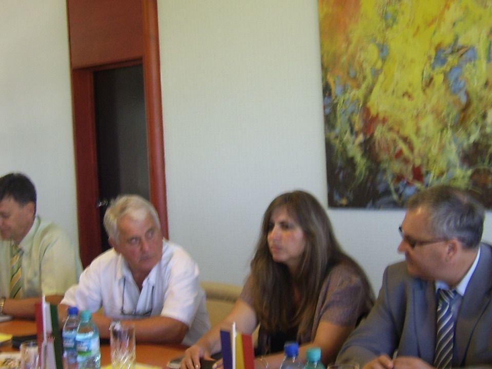 A klaszter kapcsolatrendszere 2006-03-01 Buzias: Együttműködés Románia a Román Fürdőszövetséggel OPTBR 2007-03-30 Budapest: E. megállapodás aláírása a