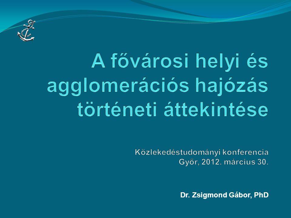 Dr. Zsigmond Gábor, PhD