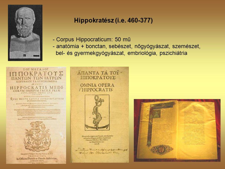 Hippokratész (i.e.