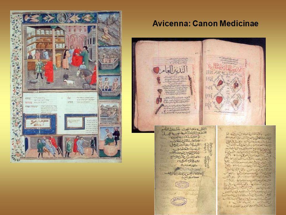 Avicenna: Canon Medicinae