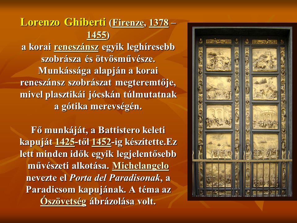 BÁTHORY MADONNA (1526) A magyar reneszánsz szobrászat legszebb darabja.