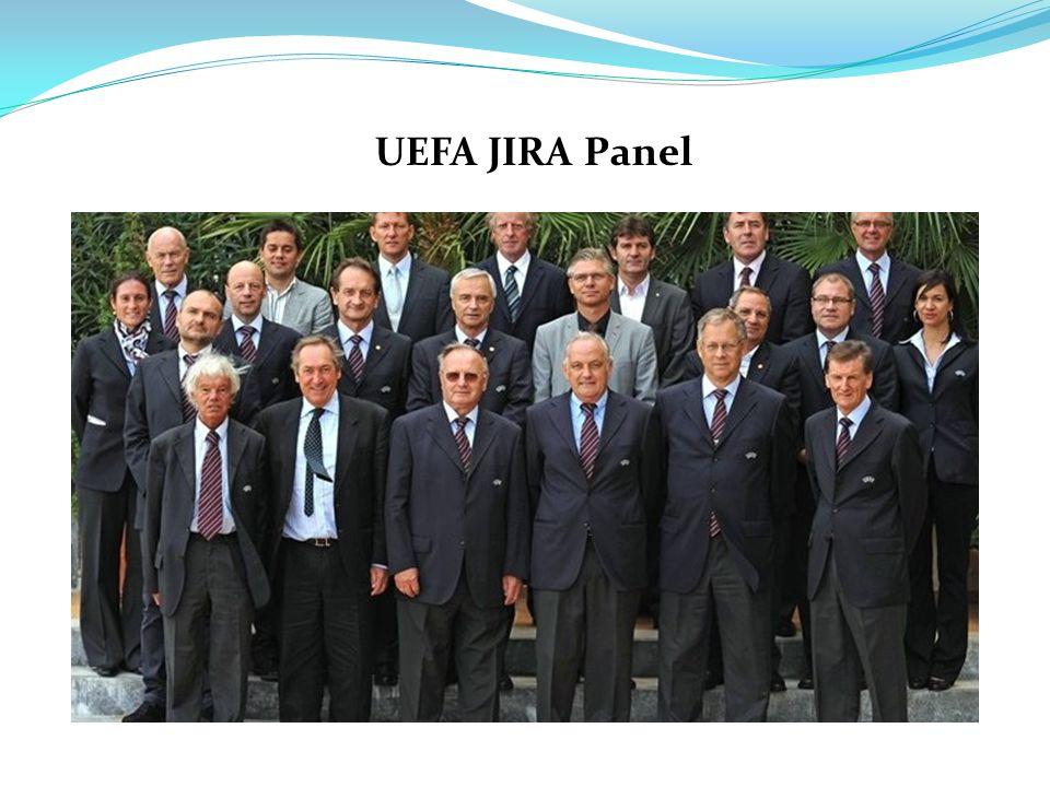UEFA JIRA Panel