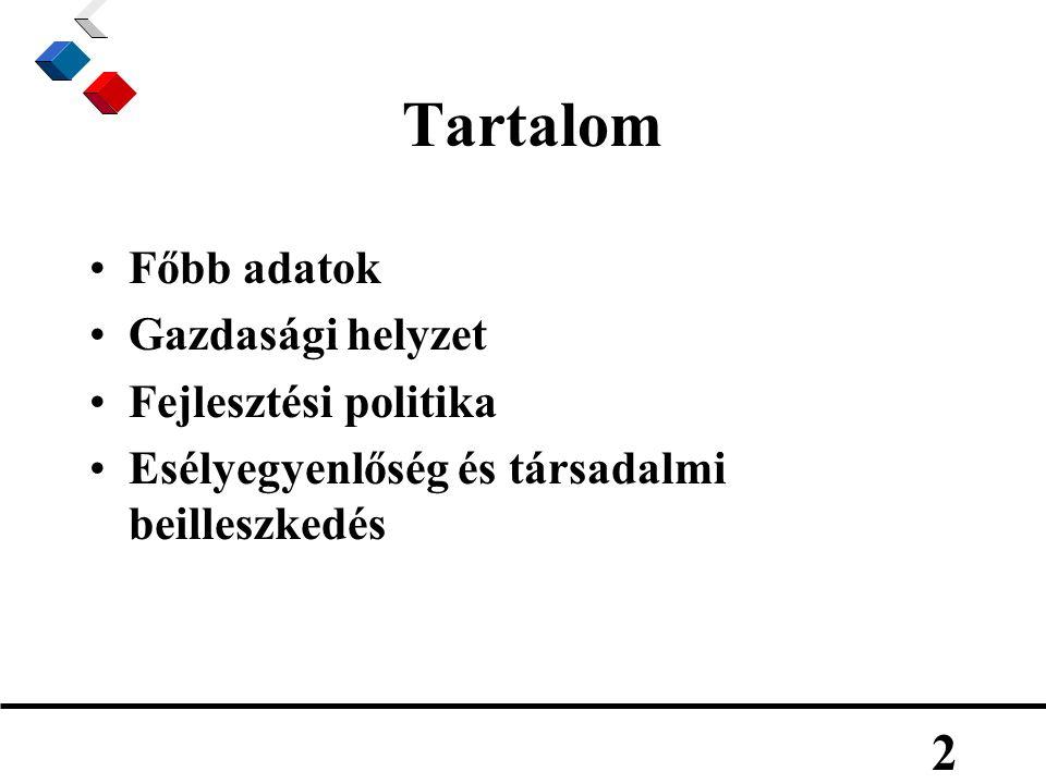 3 Főbb adatok - 1