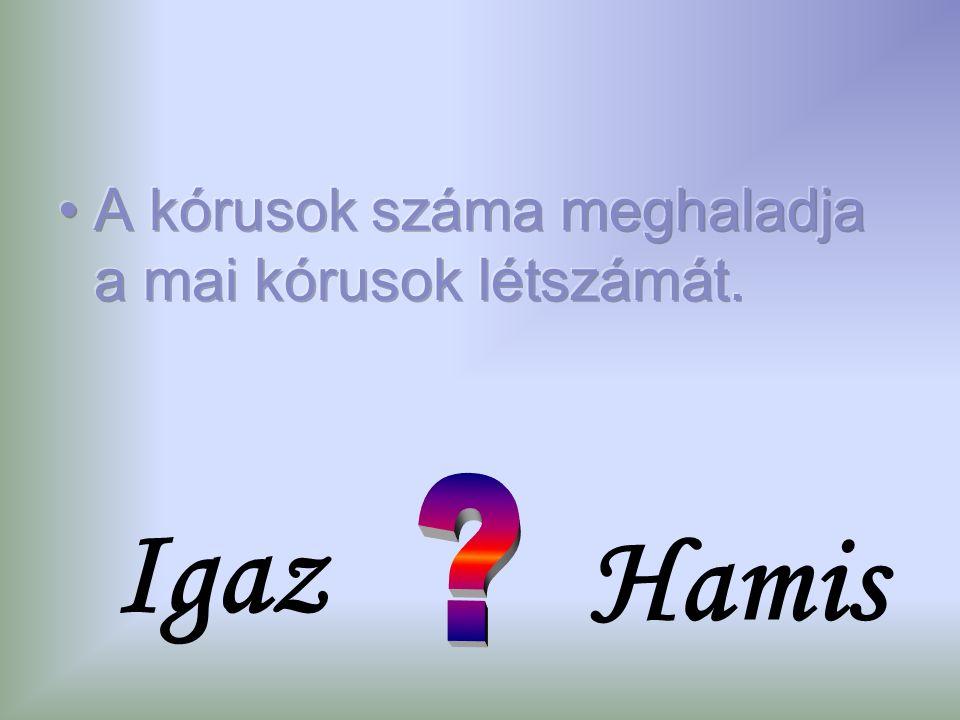 Igaz Hamis