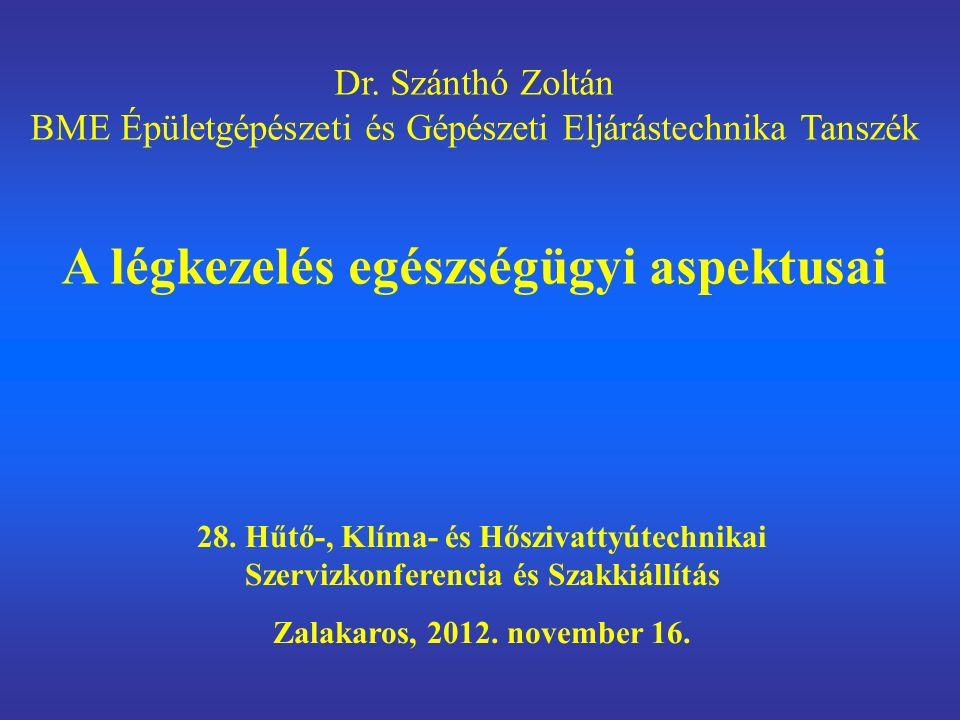 28. Hűtő-, Klíma- és Hőszivattyútechnikai Szervizkonferencia és Szakkiállítás Zalakaros, 2012.