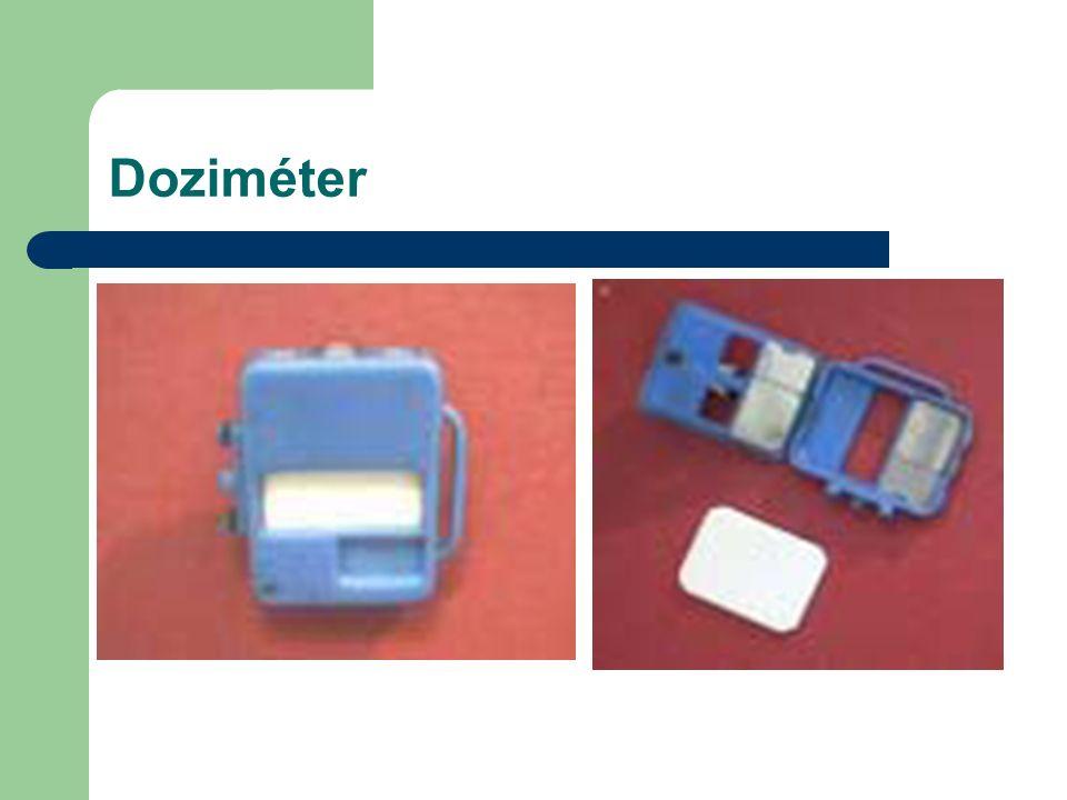 Doziméter