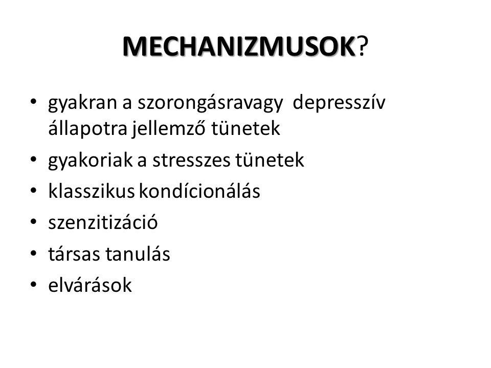 MECHANIZMUSOK MECHANIZMUSOK.