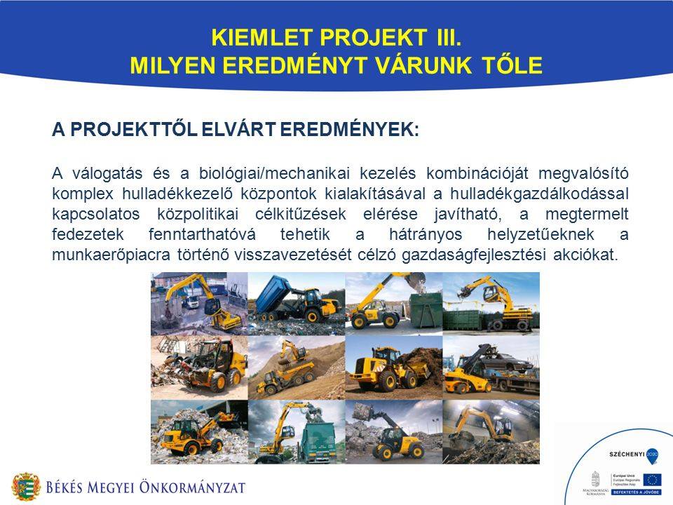 KIEMLET PROJEKT III.